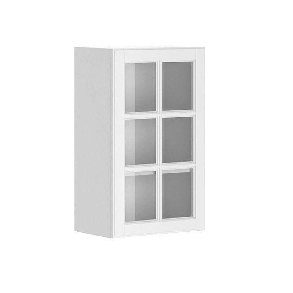 Fabritec Ready to Assemble 18x30x12.5 in. Birmingham Wall Cabinet ...