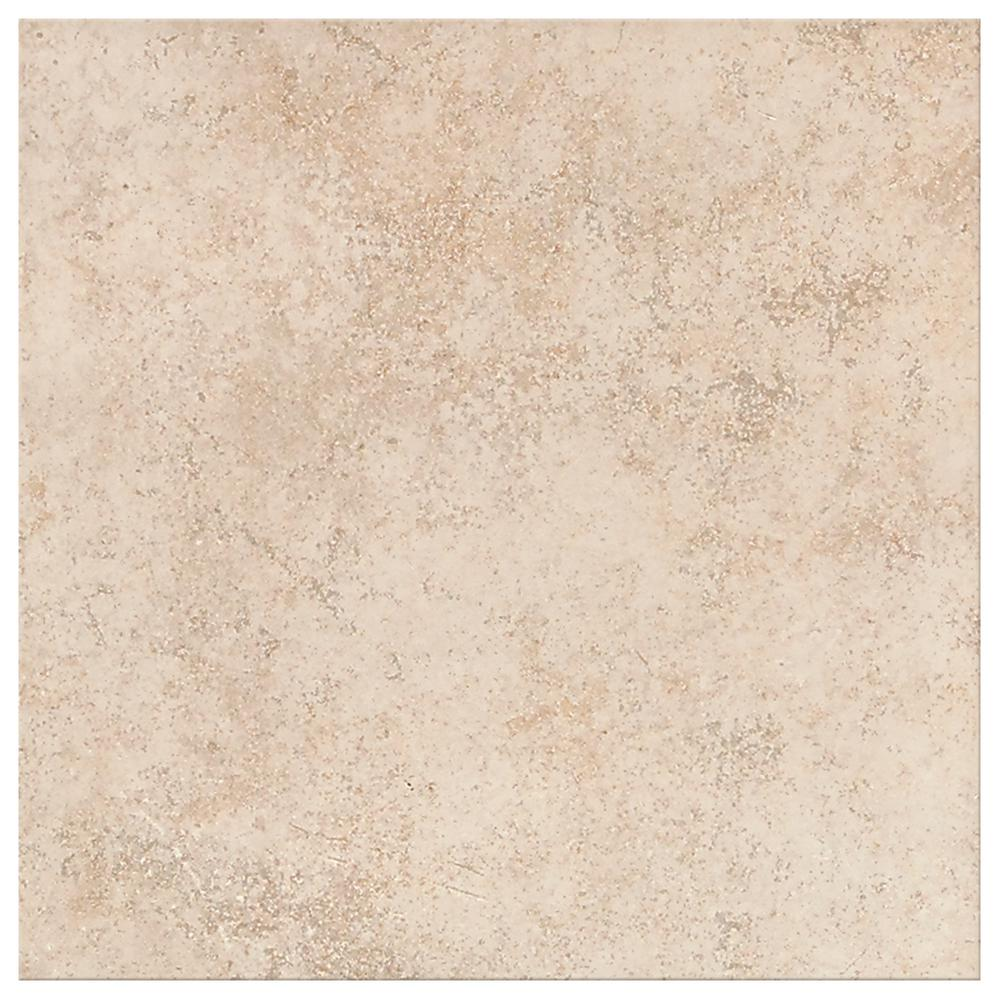 Daltile Briton Bone 18 In X 18 In Ceramic Floor And Wall Tile 18