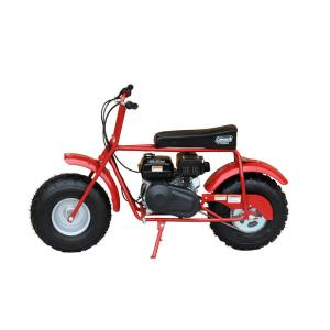 Coleman 200cc Trail Bike Ct200u A The Home Depot