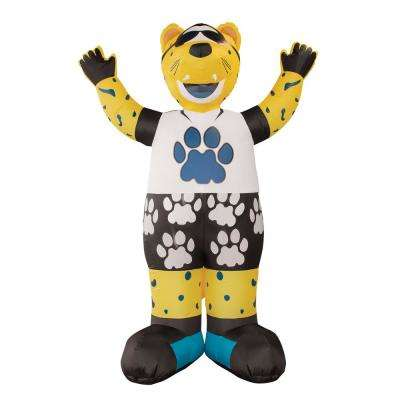 7 ft. Jacksonville Jaguars Inflatable Mascot