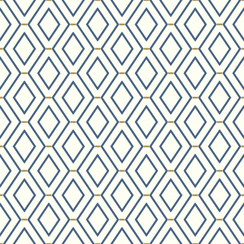 Waverly Classics II Diamond Duo Removable Wallpaper