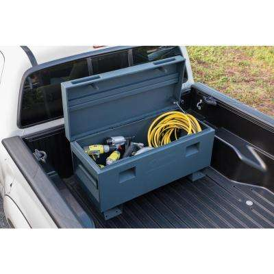 36 in. Job Site Box, Gray