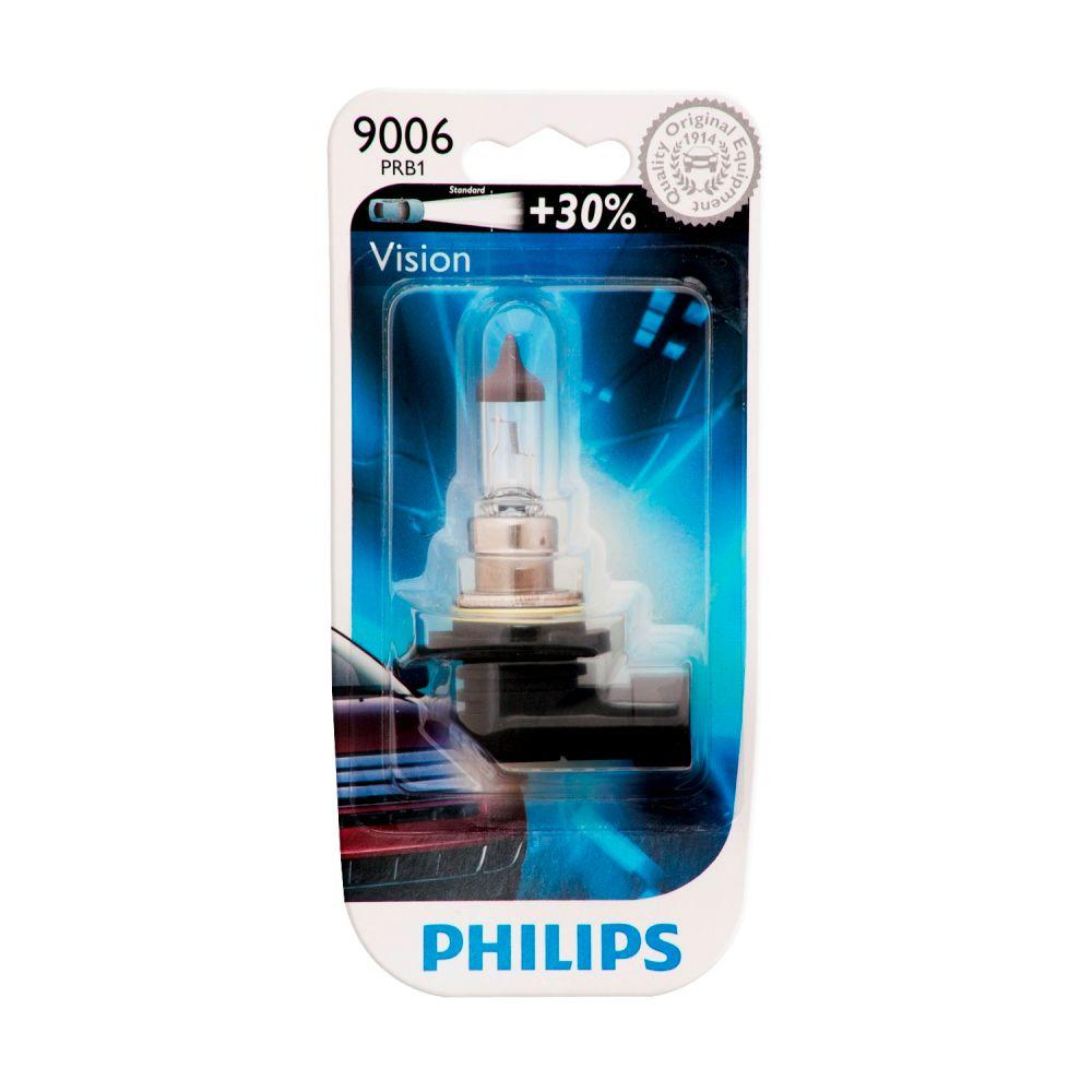 Philips Vision 9006 Headlight Bulb (1-Pack)
