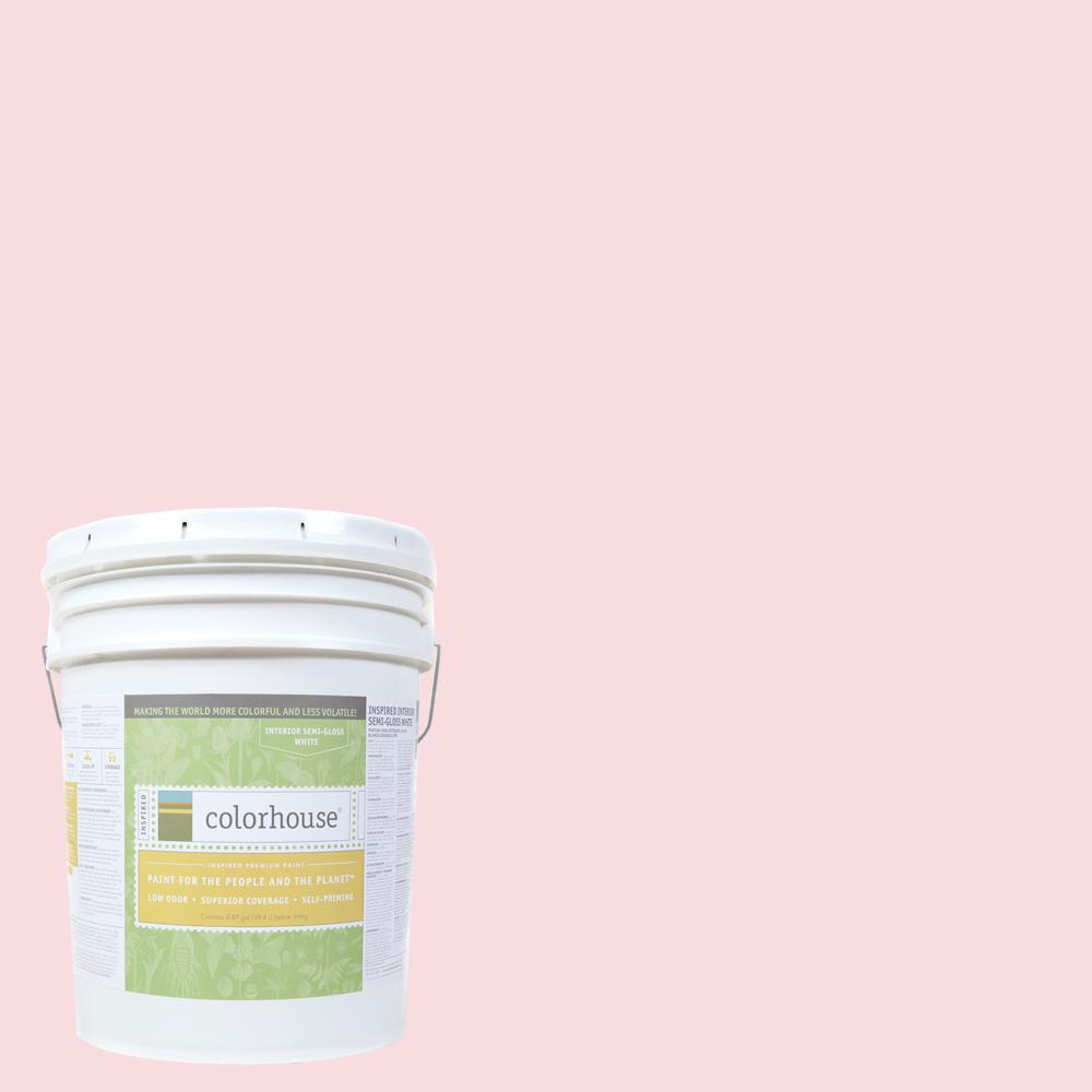 Colorhouse 5 gal. Sprout .06 Semi-Gloss Interior Paint