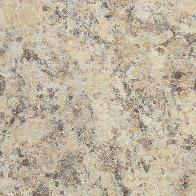 5 ft. x 12 ft. Laminate Sheet in Belmonte Granite with Matte