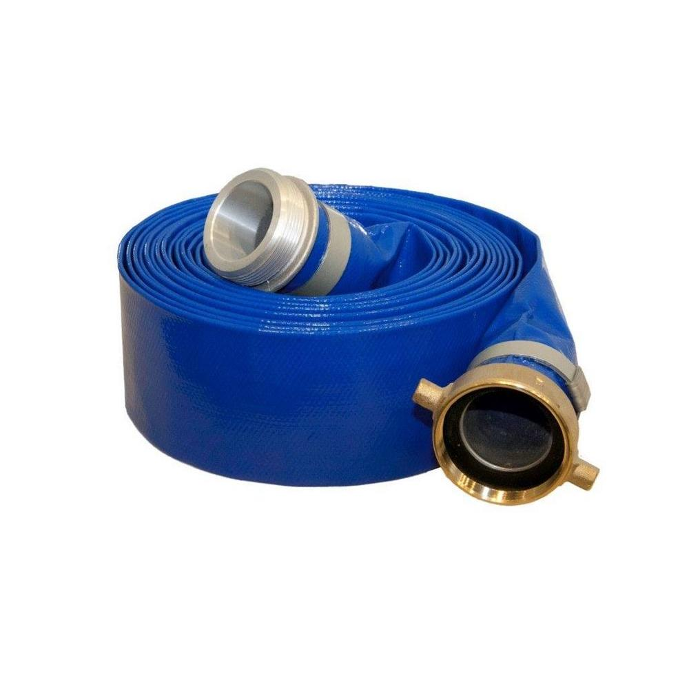 Everbilt 2 in. X 25 ft. Heavy Duty Discharge Hose