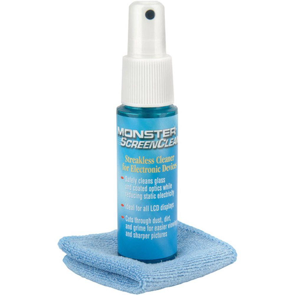 Monster Cable Flat Screen Screen Cleaner