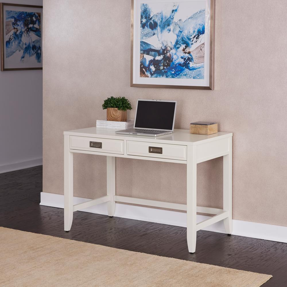 Newport White Desk