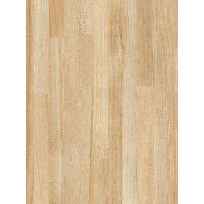 4 ft. x 8 ft. Laminate Sheet in Truss Maple with Premium SoftGrain Finish
