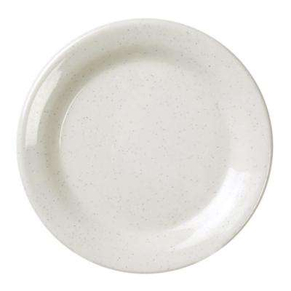 Sandova 6-1/4 in. Bread Plate (12-Piece)