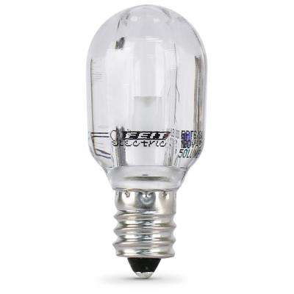 15-Watt Equivalent Bright White (3000K) T7 Intermediate E17 Base Appliance LED Light Bulb