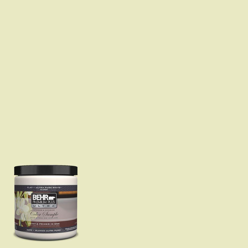 8 oz. #410C-2 Feldspar Matte Interior/Exterior Paint and Primer in One