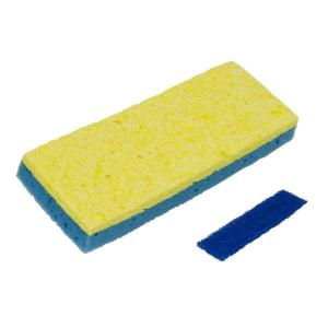 Quickie Automatic Sponge Mop Head Refill With Microban