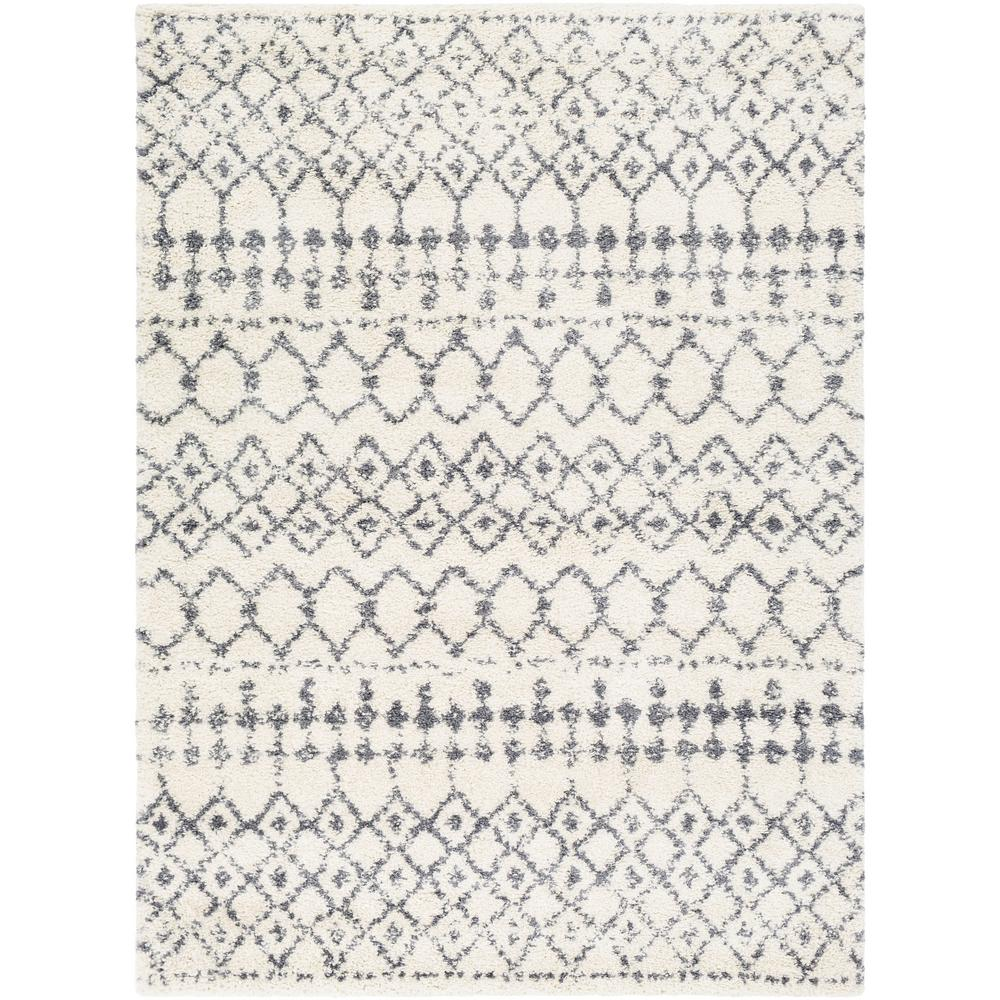 Artistic Weavers Daner Cream 5 ft. 3 in. x 7 ft. 3 in. Area Rug, Ivory