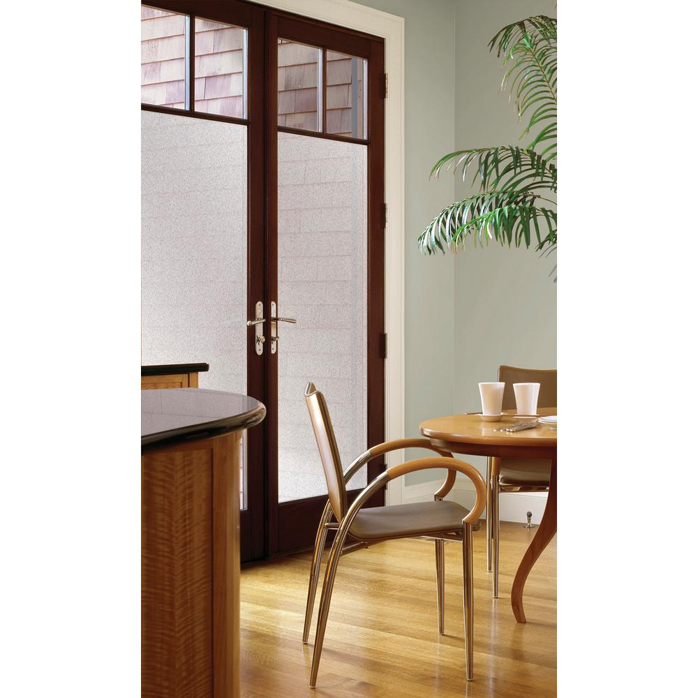 Sand Door Privacy Window Film