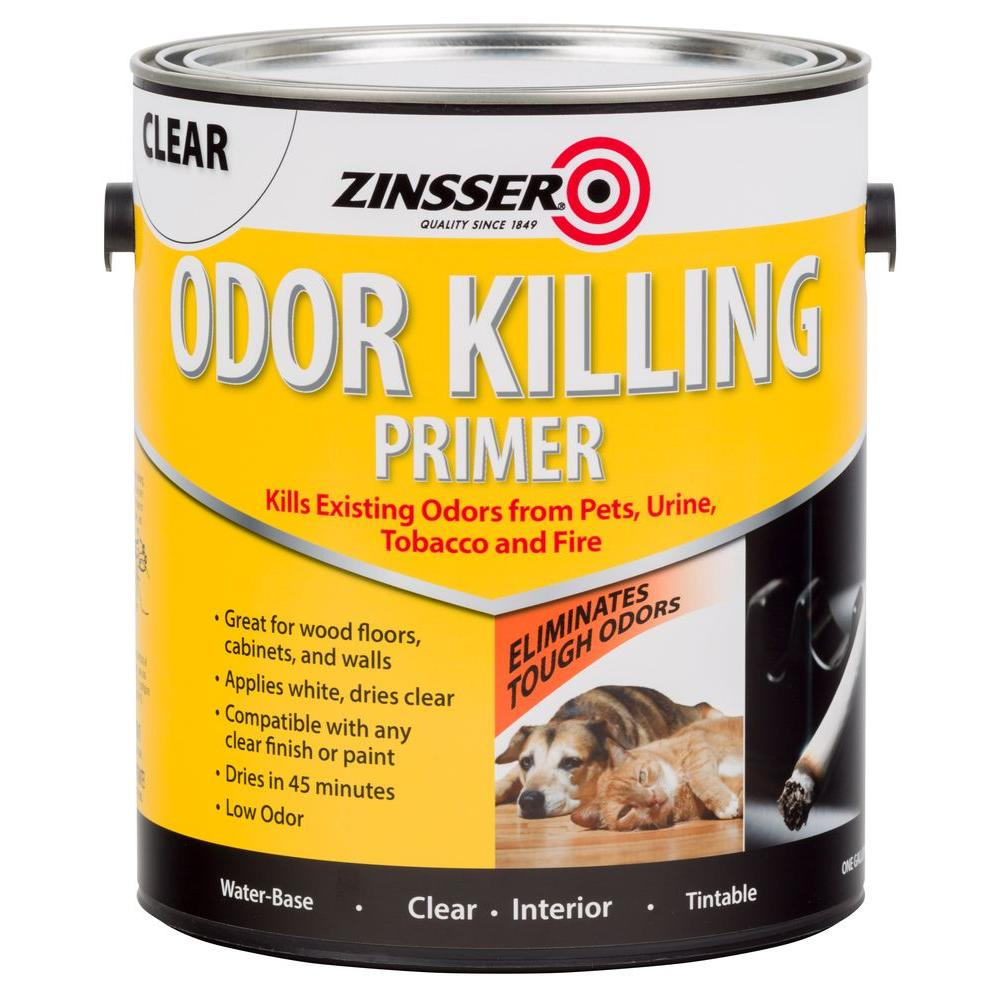 Zinsser 1 Gal. Odor Killing Primer (Case Of 2)-305928