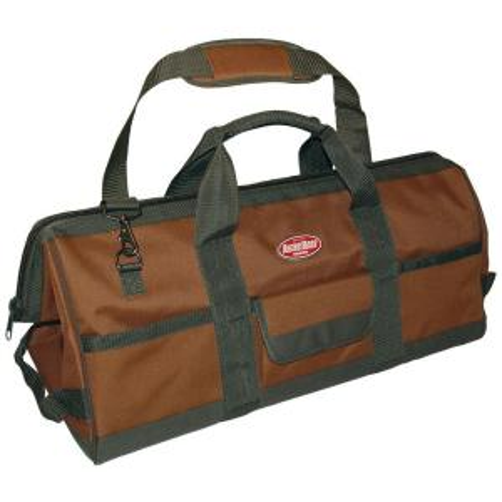 Bucket Boss Gatemouth LongBoy 24 inch Tool Bag by Bucket Boss