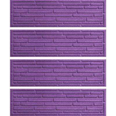 Broken Brick Stair Tread Cover (Set Of