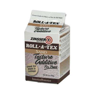 8 oz. Roll-A-Tex Sand Texture Paint Additive (Case of 6)