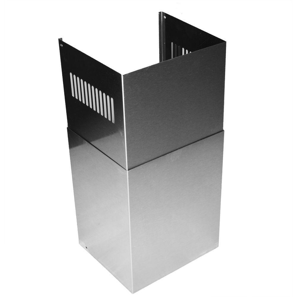 7 ft. to 8 ft. Ceiling Adjustable Chimney Short Kit