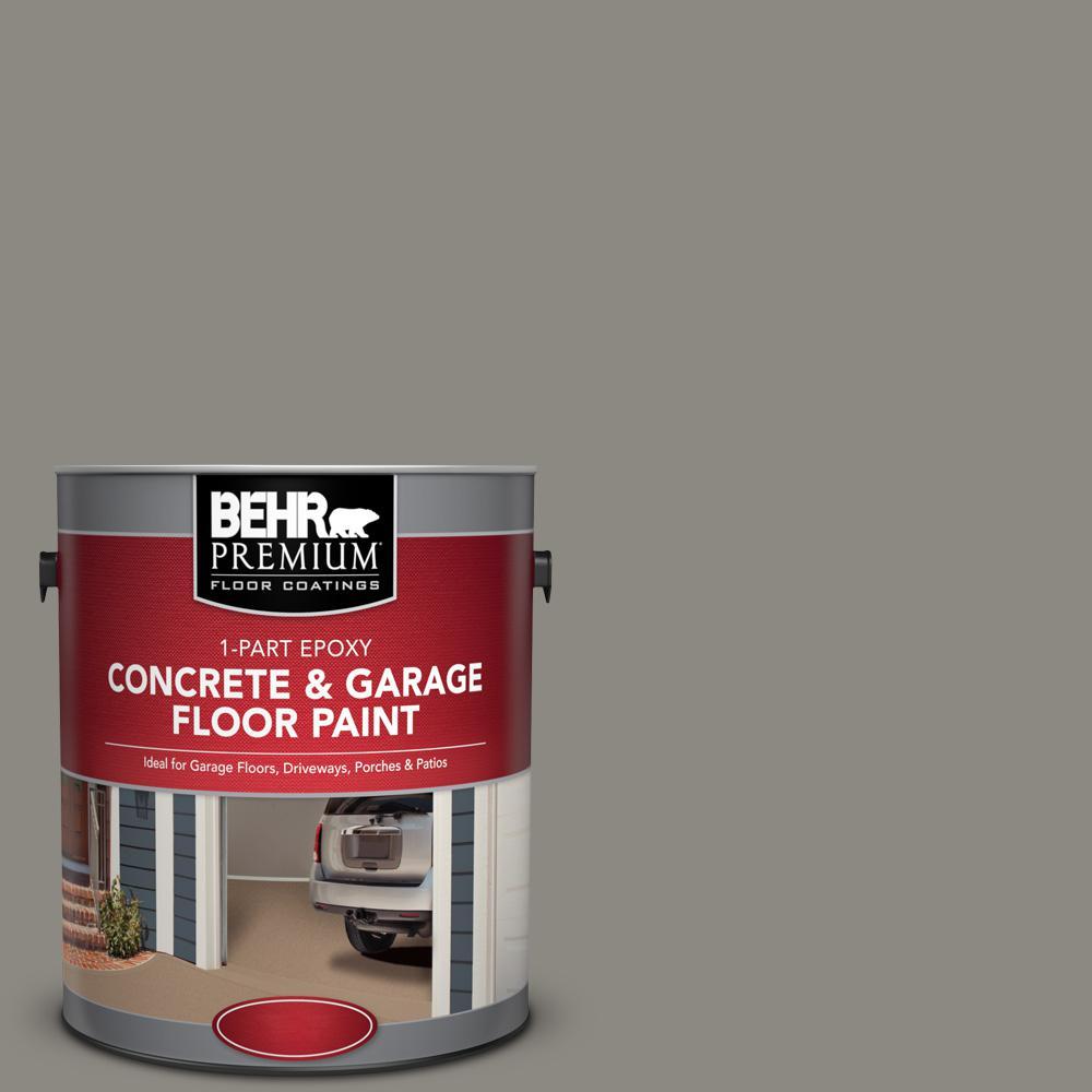 1 gal. #BXC-55 Concrete Sidewalk 1-Part Epoxy Concrete and Garage Floor Paint