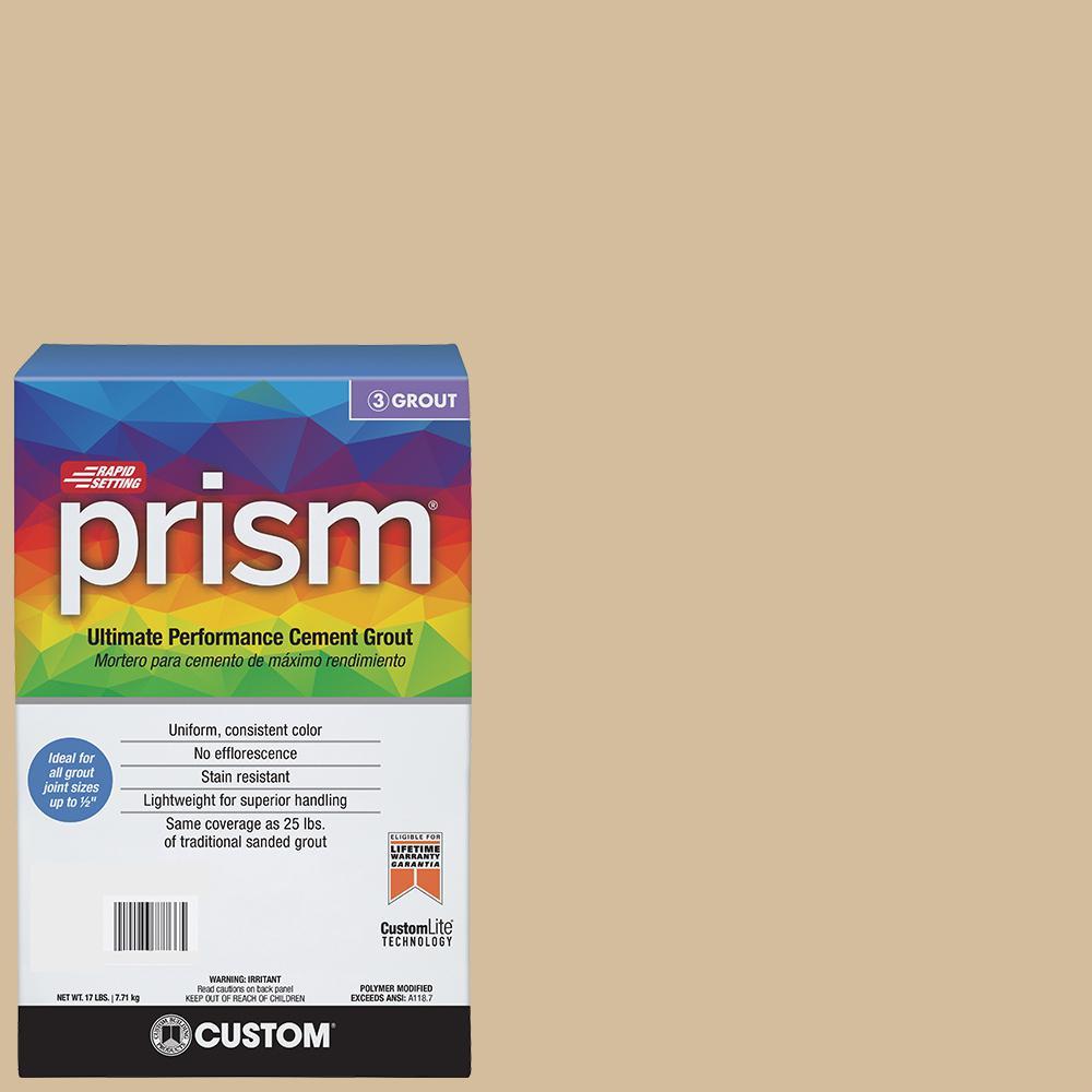 Prism SureColor #122 Linen 17 lb. Grout