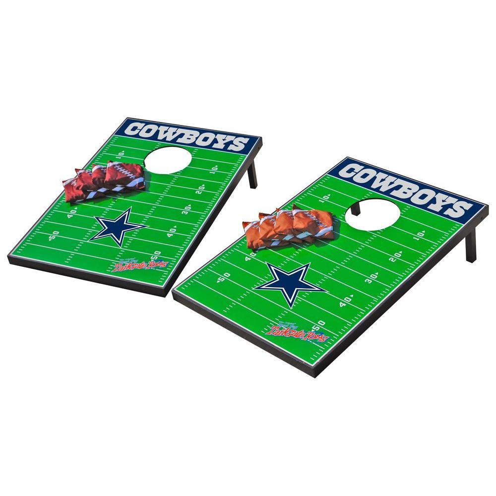 Wild Sports Dallas Cowboys Tailgate Cornhole Toss
