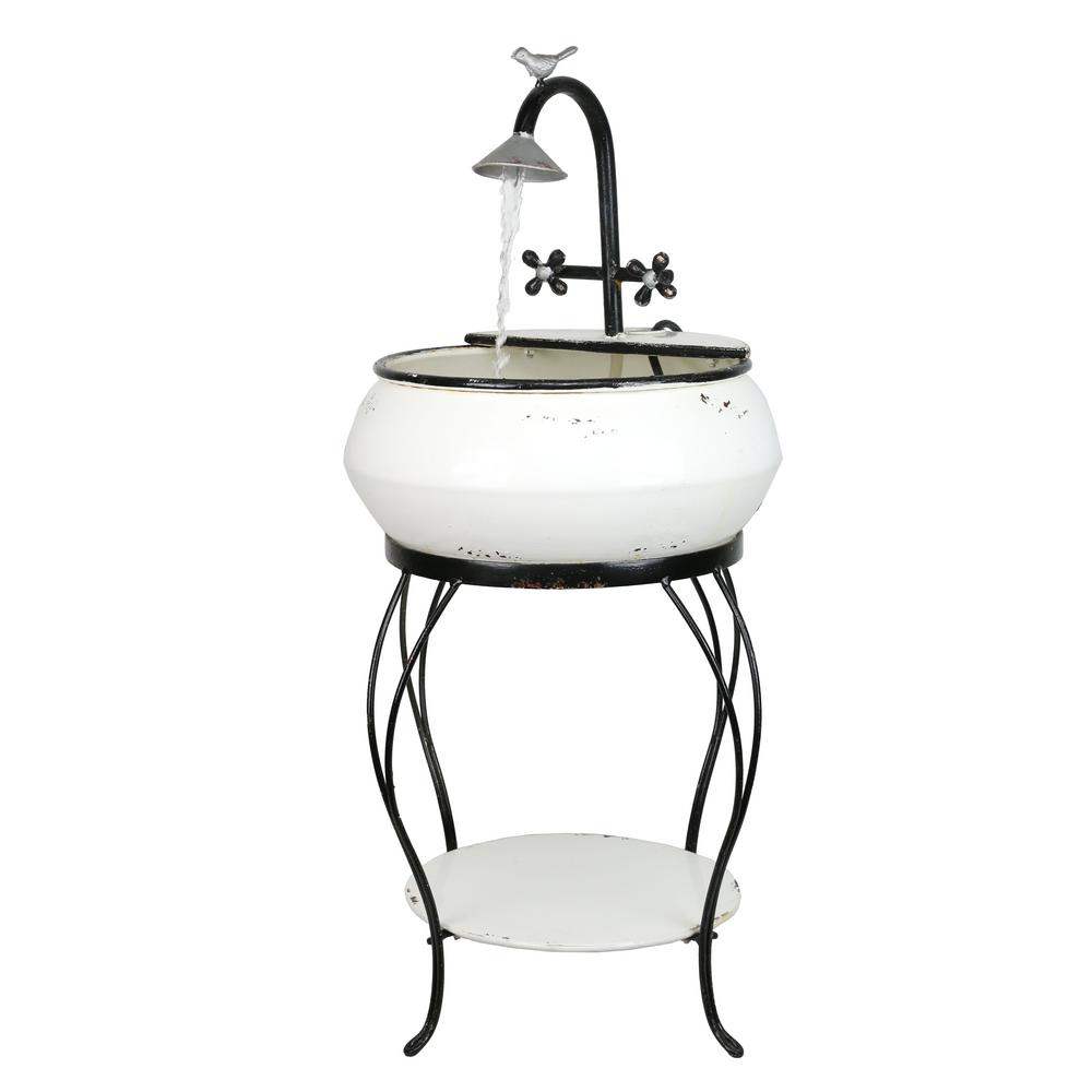 """Alpine Corporation Alpine Corporation 32"""" Tall Outdoor ... on Outdoor Sink With Stand id=32531"""