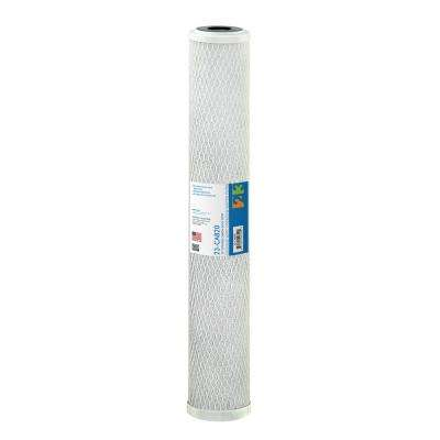 Commercial Grade 20 in. x 2.5 in. High Capacity Carbon Pre-Filter