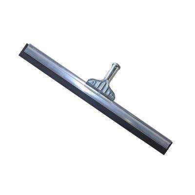 30 in. Heavy Duty Aluminum Floor Squeegee without Handle