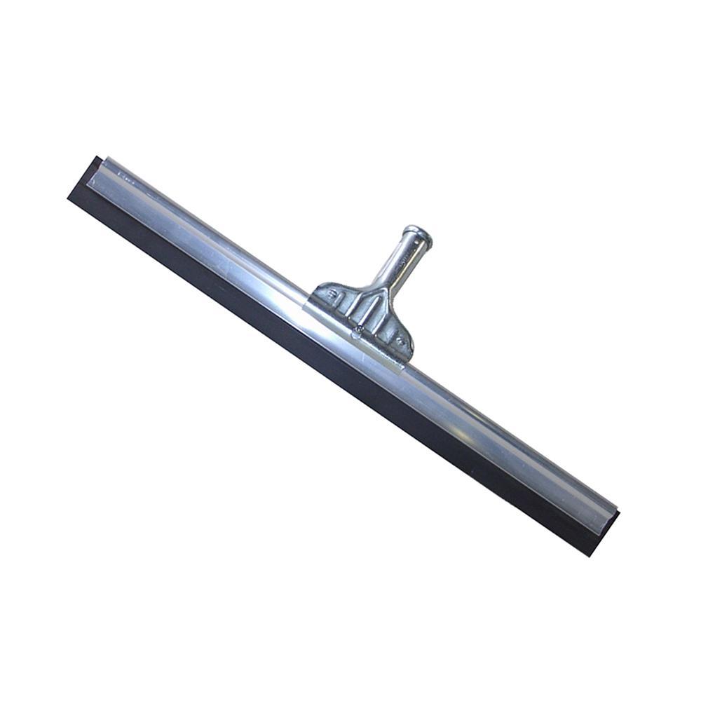 30 in. Heavy Duty Aluminum Floor Squeegee without Handle