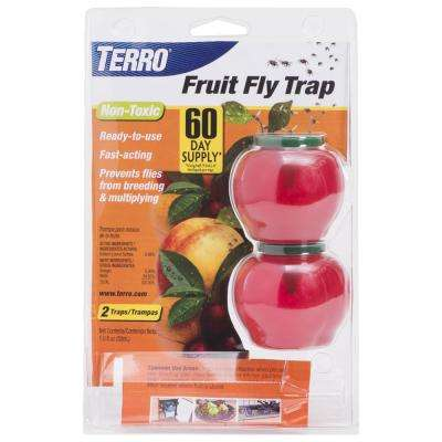 Fruit Fly Trap (2-Pack)