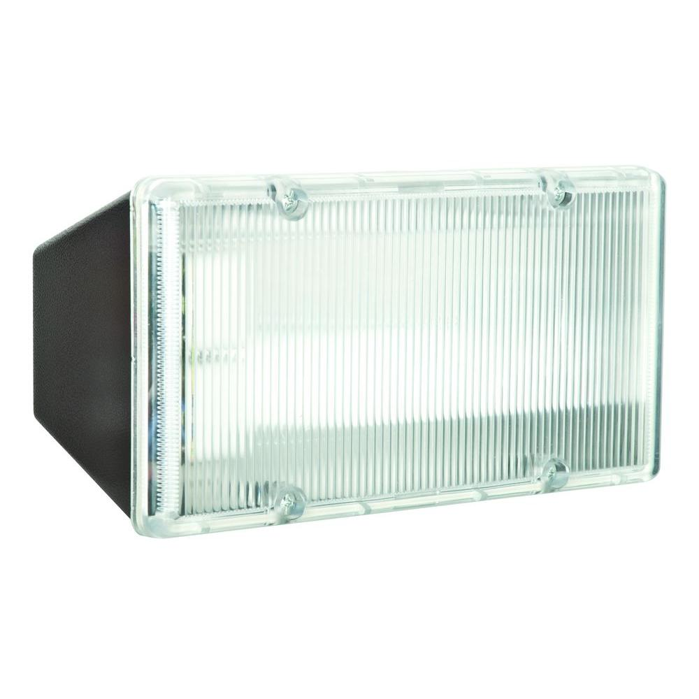 Luminance Bronze Outdoor Fluorescent Flood Light  sc 1 st  Home Depot & Luminance Bronze Outdoor Fluorescent Flood Light-F7876-66 - The Home ...