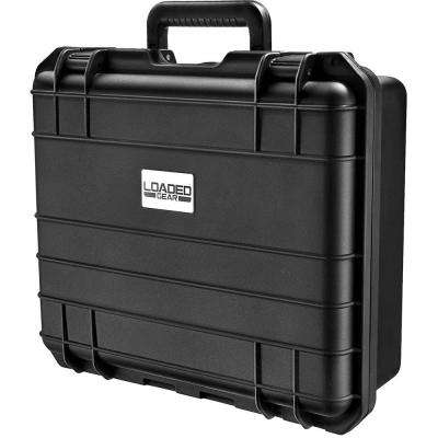 Loaded Gear 17 in. HD-300 Hard Tool Case in Black