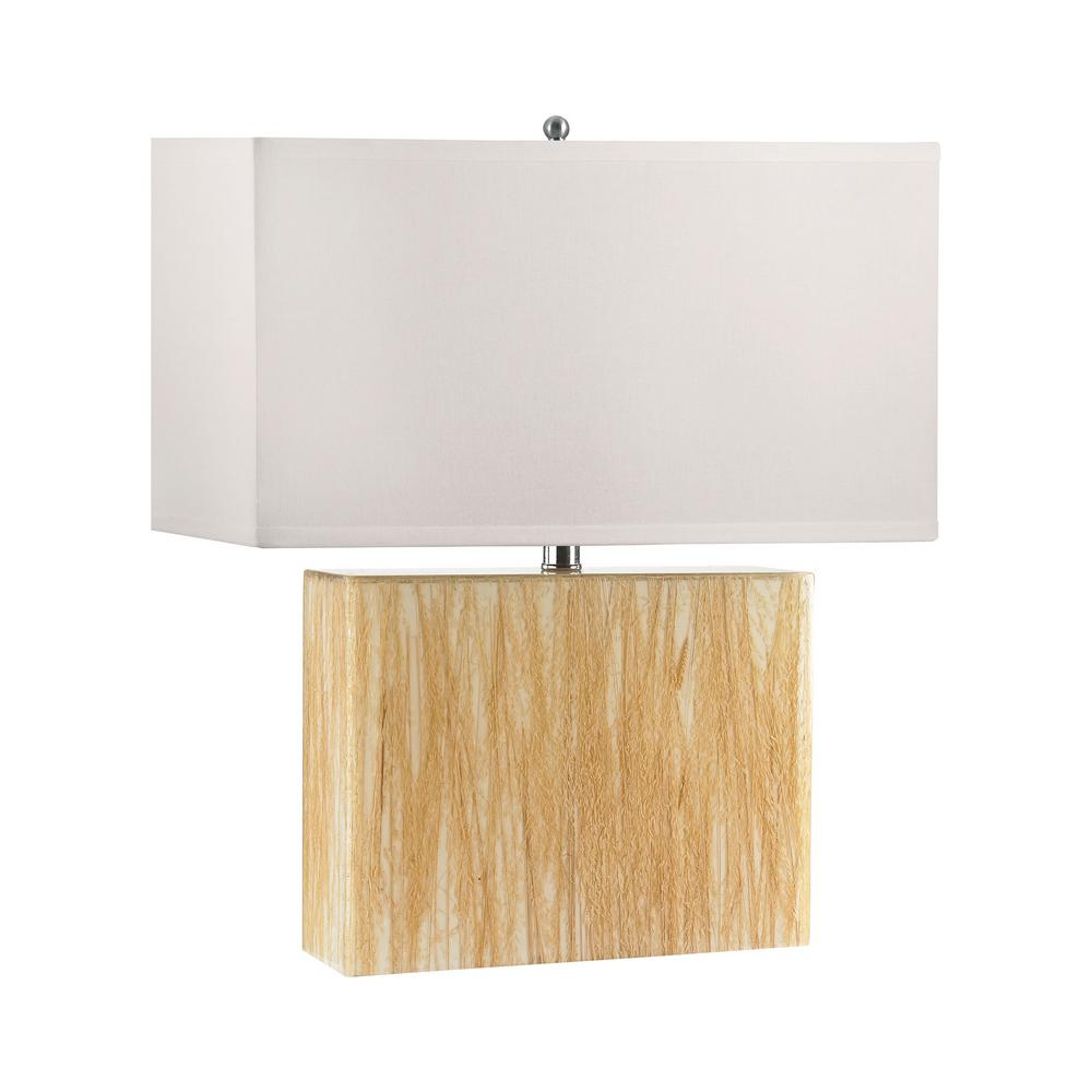 Titan lighting 26 in wild wheat acrylic table lamp with night light titan lighting 26 in wild wheat acrylic table lamp with night light aloadofball Image collections