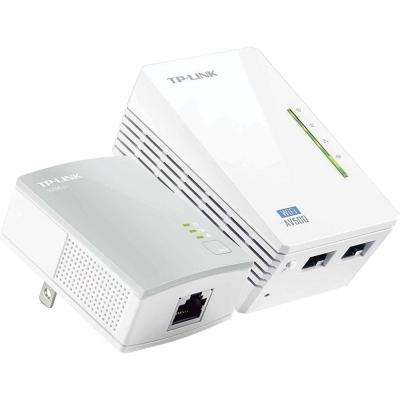 N300 Wi-Fi Range Extender, AV500 Powerline Edition