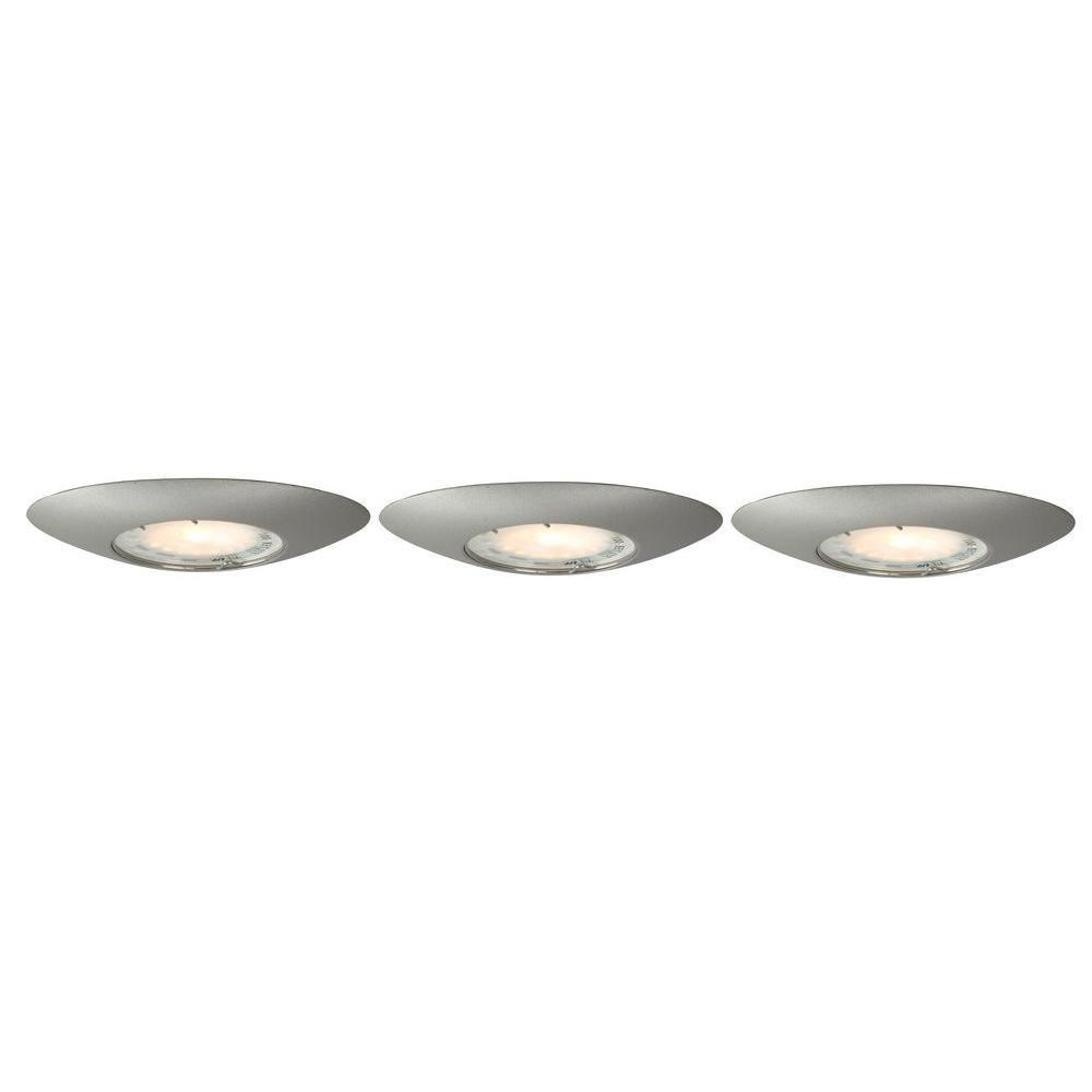 Hampton bay 3 light brushed steel under cabinet light kit ec5270ba hampton bay 3 light brushed steel under cabinet light kit ec5270ba the home depot arubaitofo Image collections