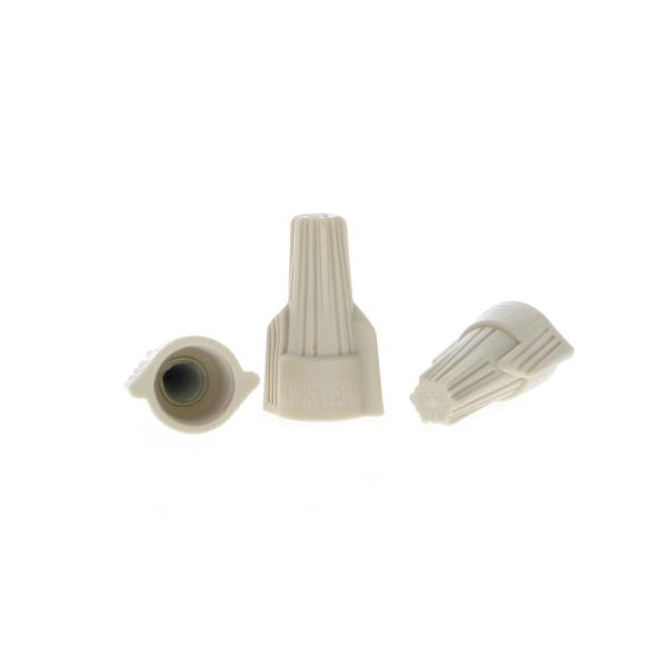 341 Tan Twister Wire Connector (250-Pack)