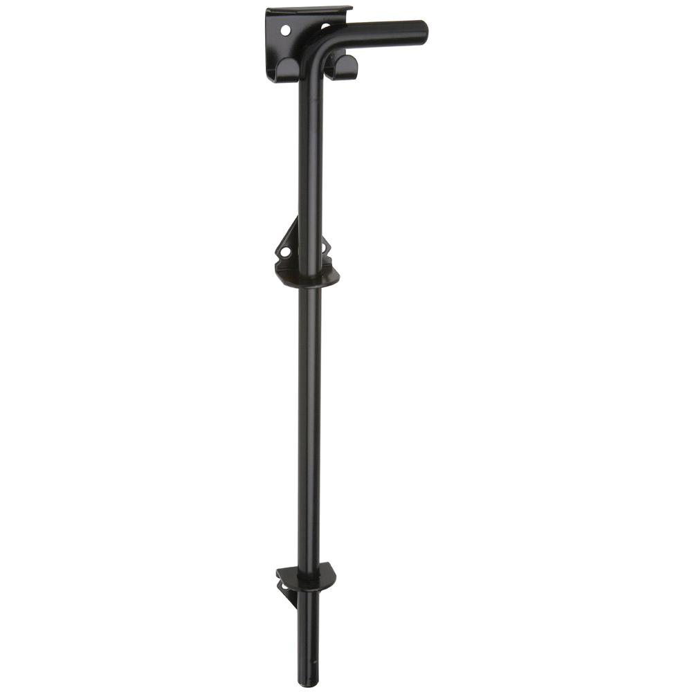 Stanley-National Hardware 5/8 in. x 18 in. Black Cane Bolt-CD1009 ...