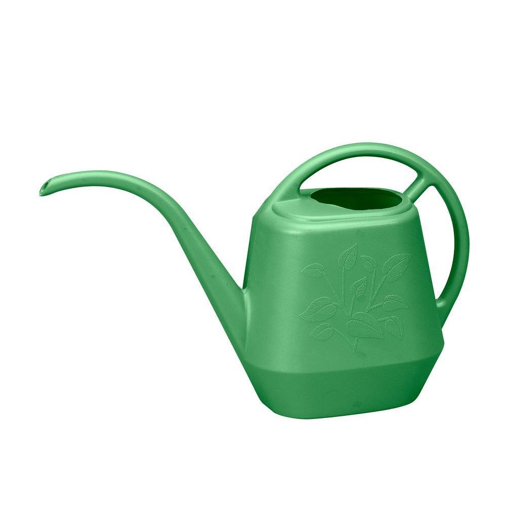 Bloem 1.13 Gal. Gre-Fresh Aqua-Rite Watering Can (6-Pack)
