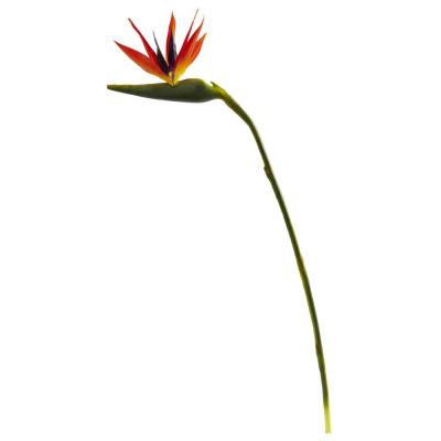 Indoor 38 in. Large Bird of Paradise Artificial Flower (Set of 4)