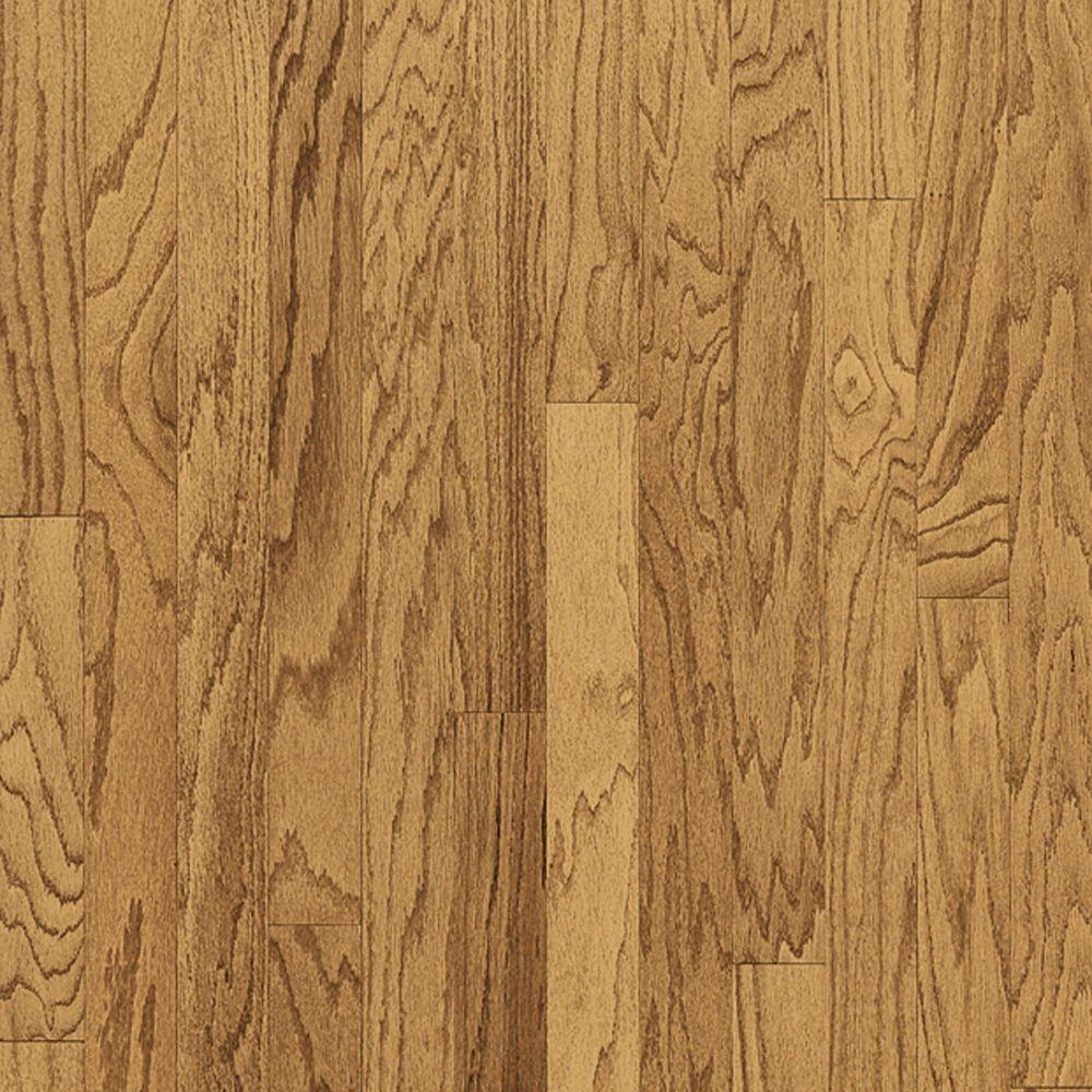 Bruce Harvest Oak 3/8 In. Thick X 5 In. Wide X Random