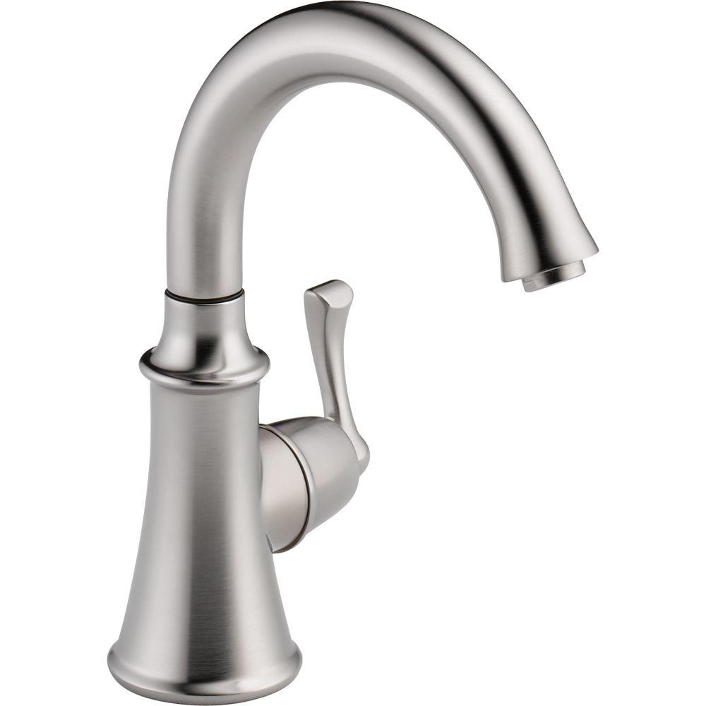 Watts Single-Handle Water Dispenser Faucet with Non Air Gap in ...