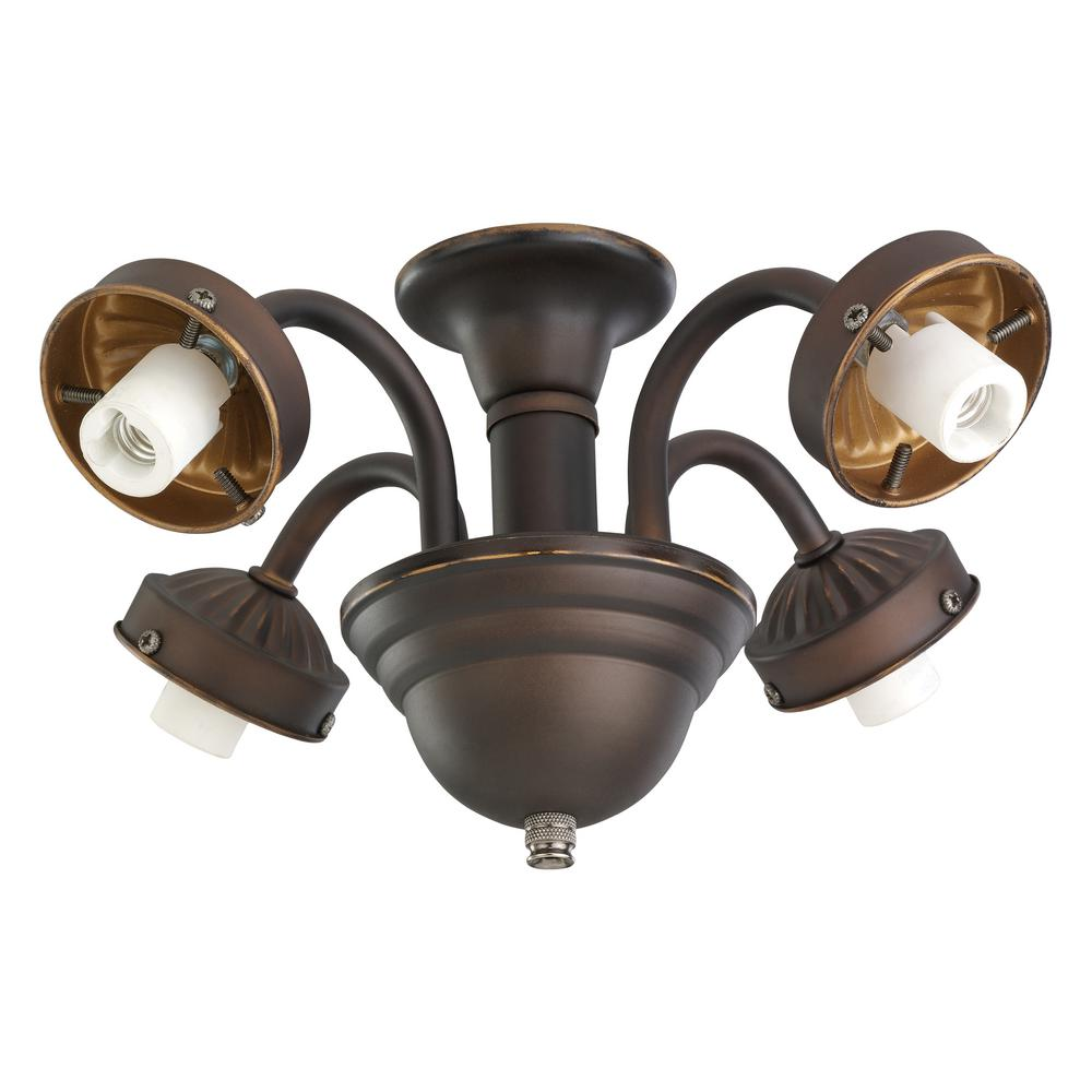Monte carlo 4 light roman bronze fitter ceiling fan light mc183rb l monte carlo 4 light roman bronze fitter ceiling fan light arubaitofo Image collections