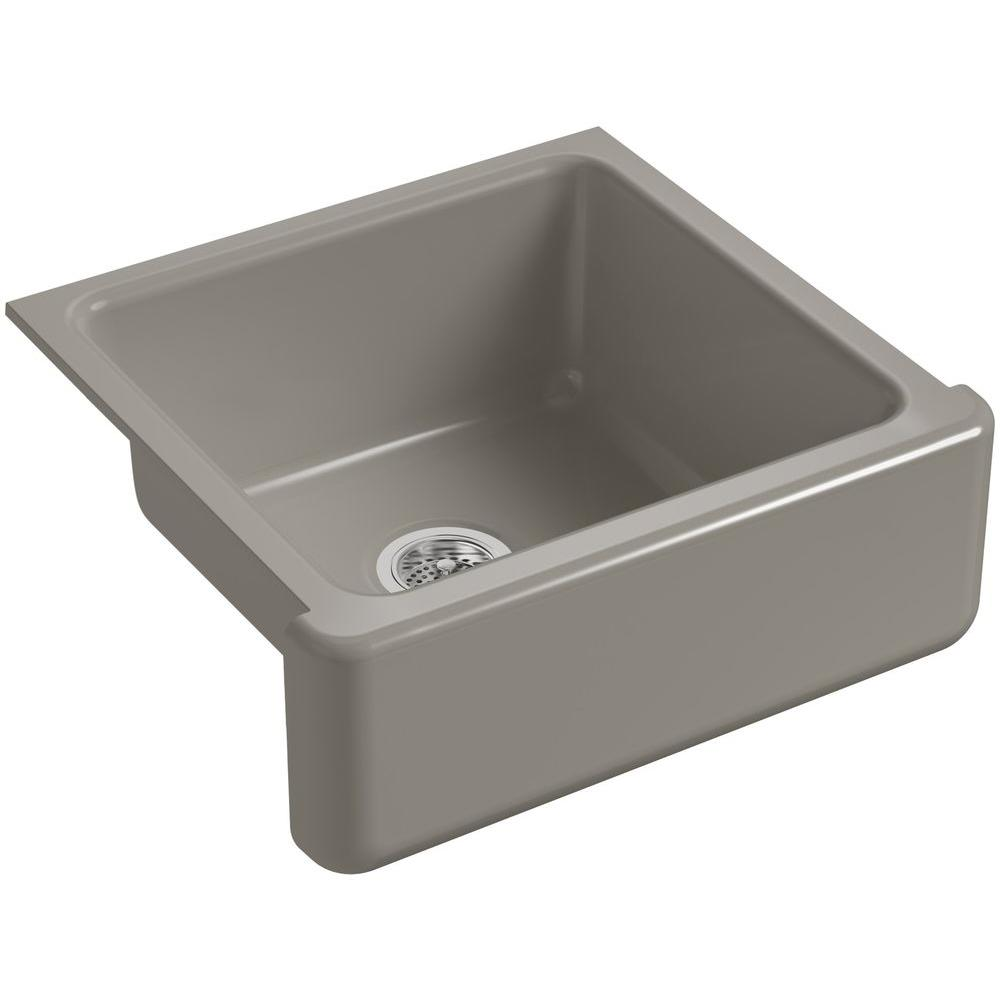 Inch Kitchen Sinks Biscuit Color Single Bowl