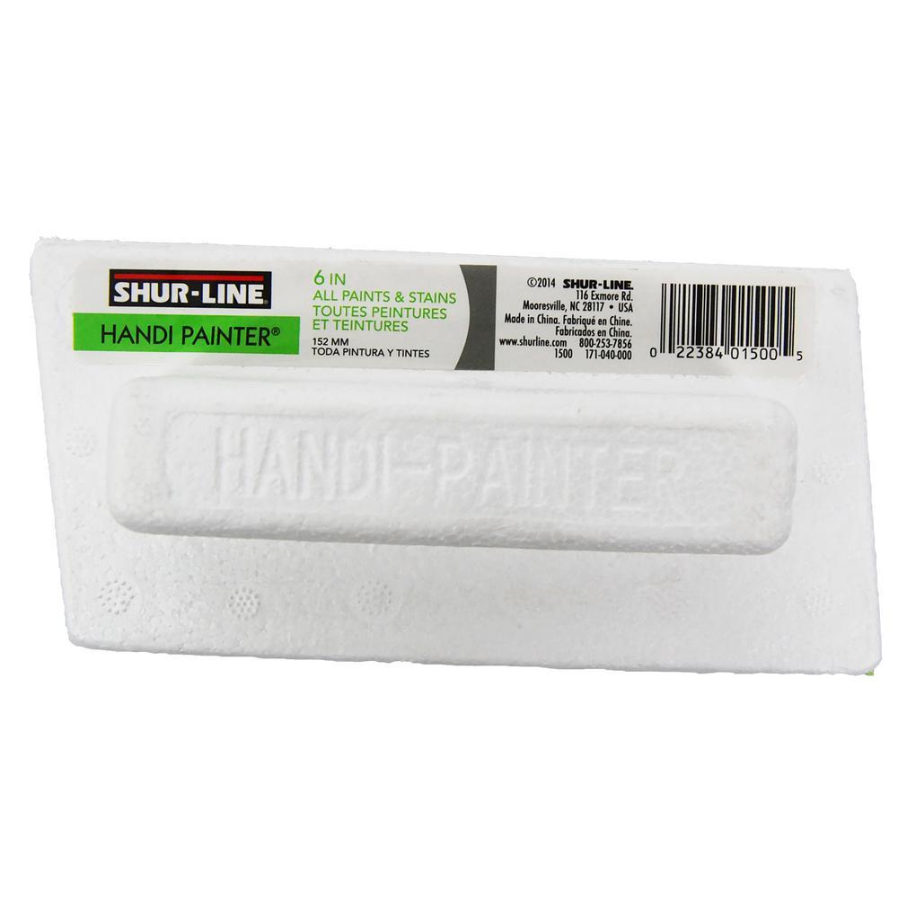 Shur-Line Handi Painter 6 in. x 3 in. Paint Pad