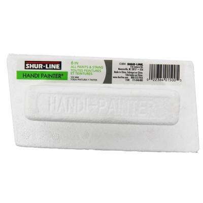 Handi Painter 6 in. x 3 in. Paint Pad