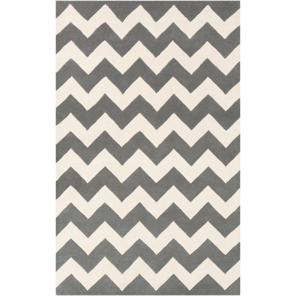 Transit Penelope Gray 2 ft. x 3 ft. Indoor Accent Rug