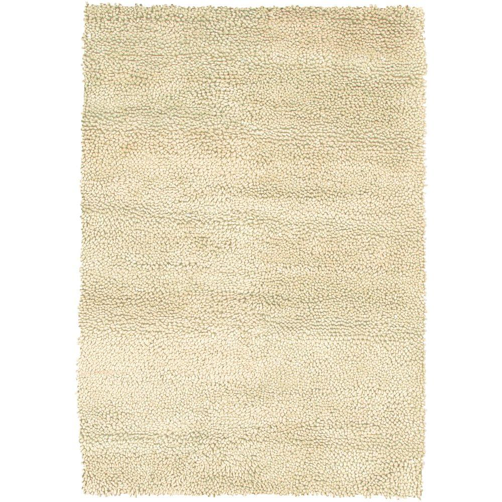 Chandra Strata White 5 ft. x 7 ft. 6 in. Indoor Area Rug