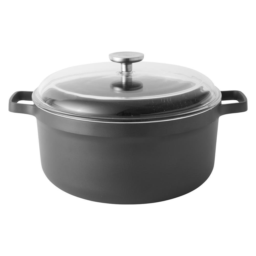 GEM 7.7 Qt. Covered Stock Pot